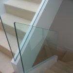 tiro de escalera 001 150x150 - Barandillas de cristal