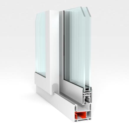 perfil ventana top slide premium - Ventana corredera Top Slide #Premium