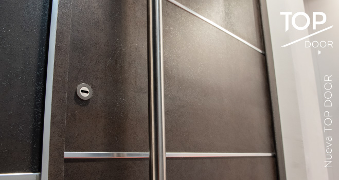 Top Door front - Puerta de entrada Top Door